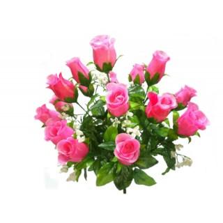 Искусственный цветок Роза Р25